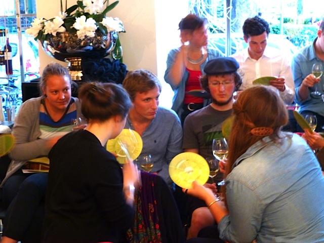 """Wein-Nachhilfe in Bonn: """"Der Bachelor ist zu kurz, um schlechten Wein zu trinken"""""""