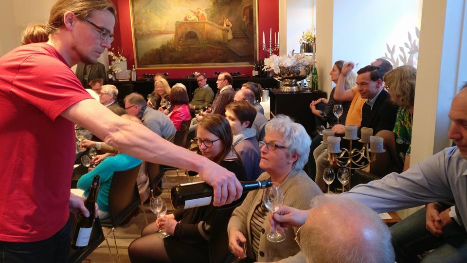 Vier Weingüter machen mit beim Bonner Winzer-Slam