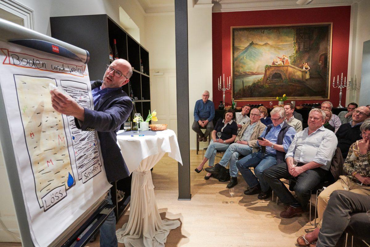 Weinseminar: Weiße Burgunder – groß im Kommen!