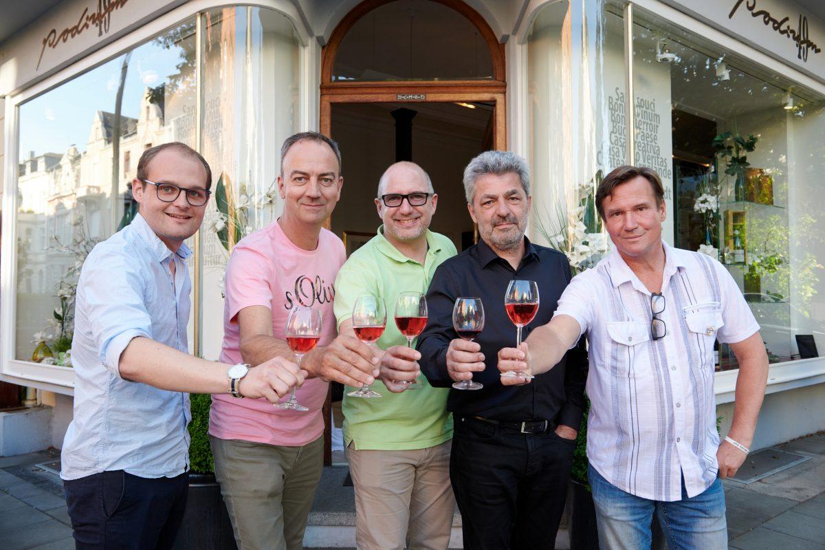 Magnus Knipp gewinnt den Bonner Wein-Slam