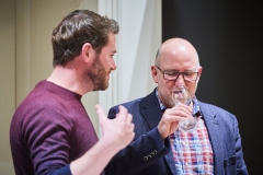 Jens Bettenheimer (li.) und Andreas Archut. Foto: Volker Lannert