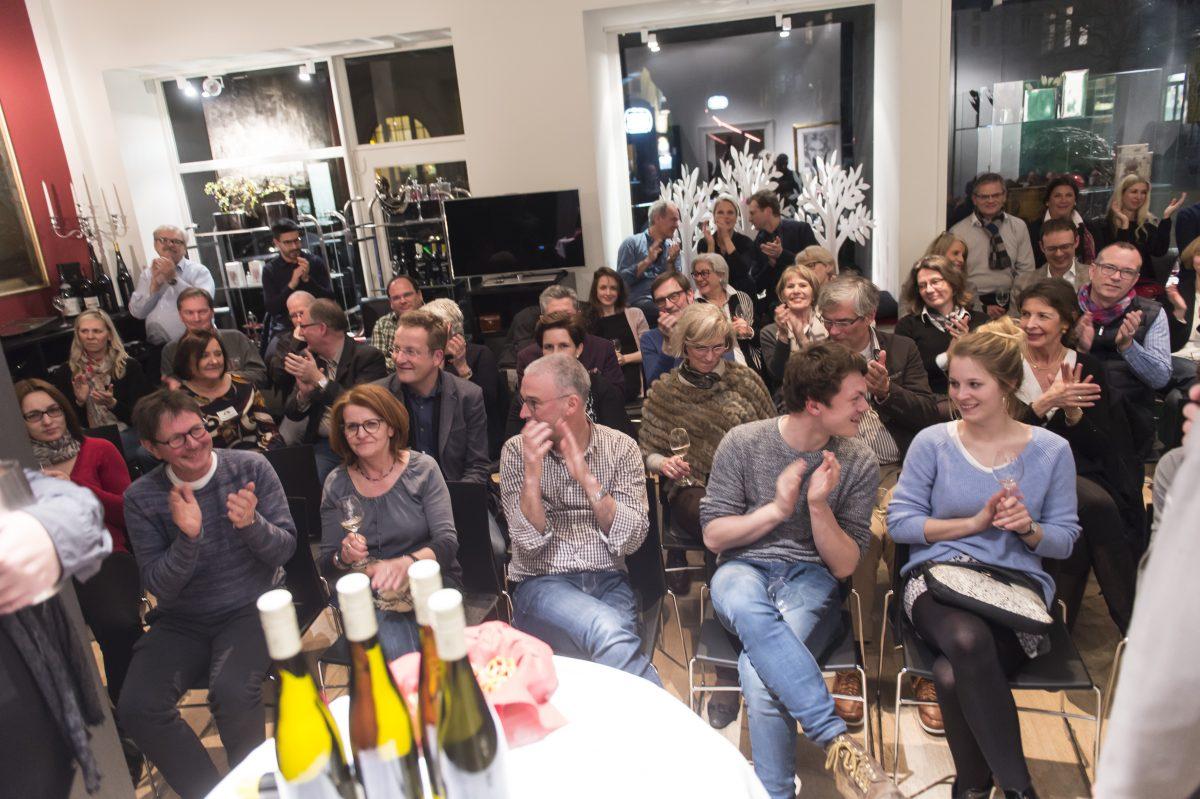 Das sind die Slammer des 5. Bonner Wein-Slams