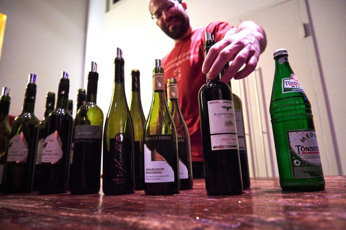 Nikolaus-Special: Rotweine aus Deutschland mit Eleganz und Power