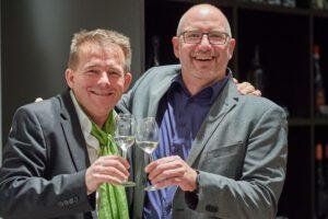 Wein-Comedy mit Ingo Konrads: Wortwitz gepaart mit feinen Weinen