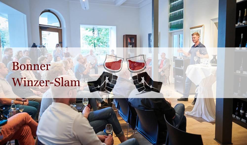 5. Bonner Winzer-Slam: Diese Weingüter treten an