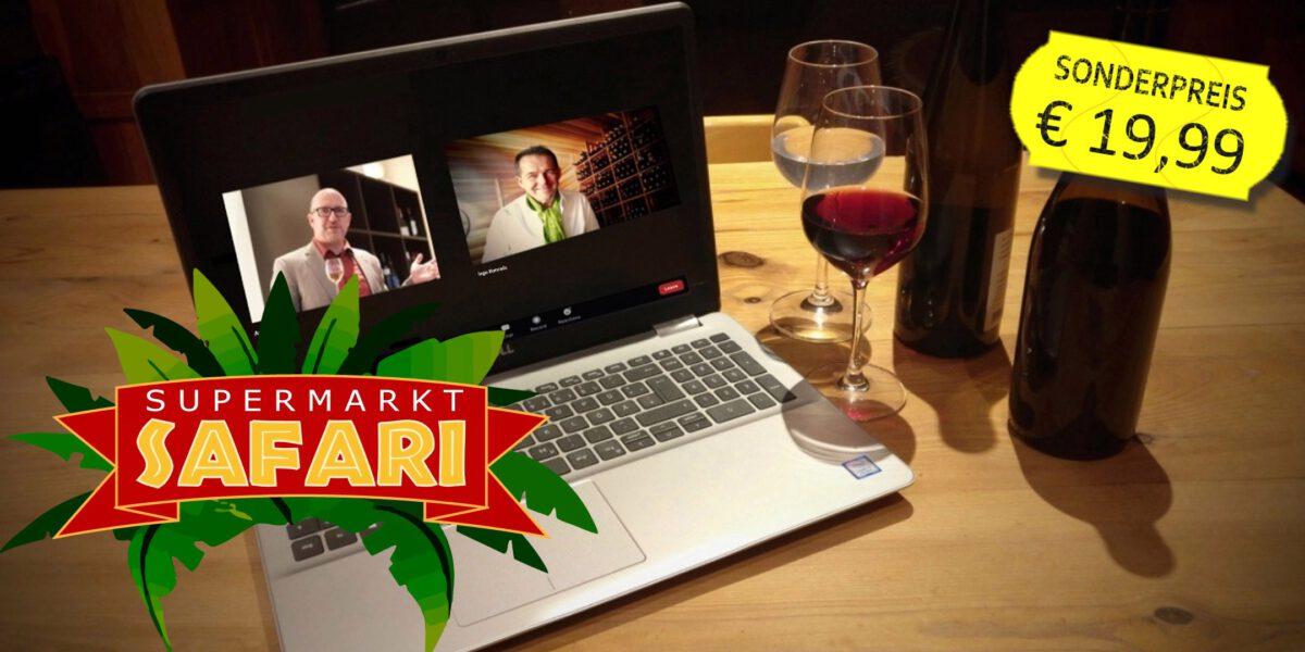 Die Supermarkt-Safari: Auf der Suche nach dem besten Wein
